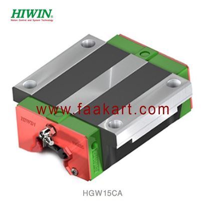 Picture of HGW15CA Hiwin Linear Block