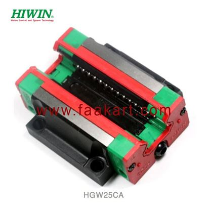 Picture of HGW25CA Hiwin Linear Block