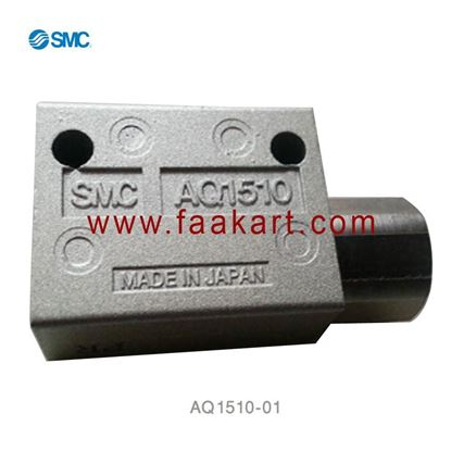 Picture of AQ1510-01 SMC Quick Exhaust  Valve