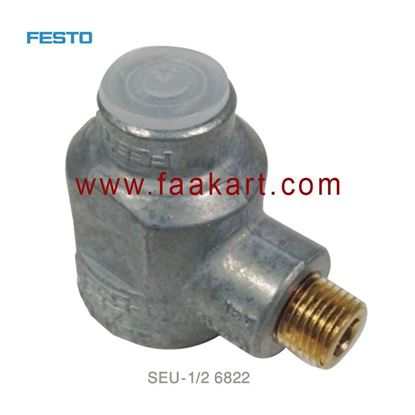 Picture of SEU-1/2- 6822 Festo SEU Quick exhaust valves
