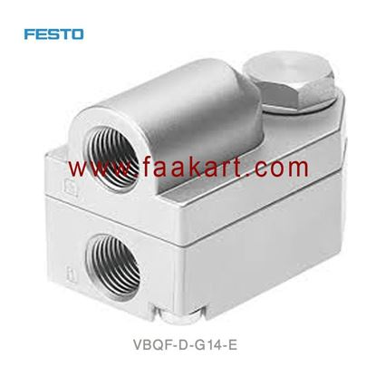 Picture of VBQF-D-G14-E 548003 Festo SQuick exhaust valves