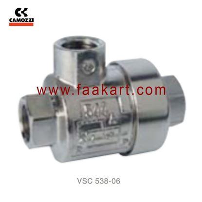 "Picture of VSC 538-06 Camozzi  Quick Exhaust Valves - 3/8"""