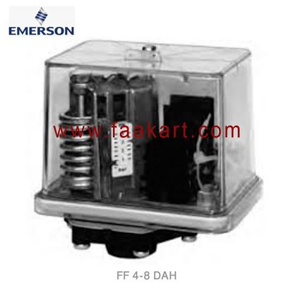 Picture of FF 4-8 DAH  Emerson Pressure Controls Switch
