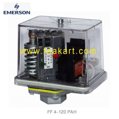 Picture of FF 4-120 PAH Emerson Pressure Controls Switch
