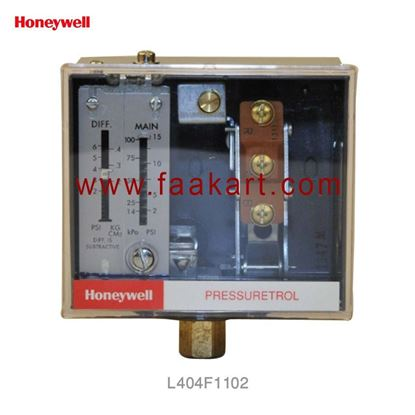 Picture of L404F1102 Honeywell Pressuretrol Controller 10-150psi