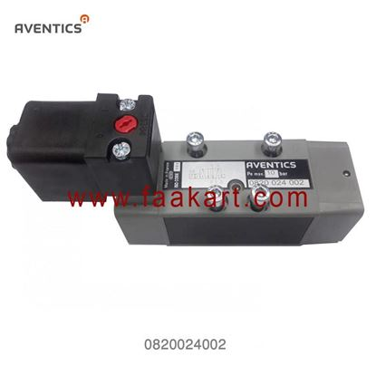 Picture of 0820024002 - 5/2 Way Aventics Pneumatic Directional Valve