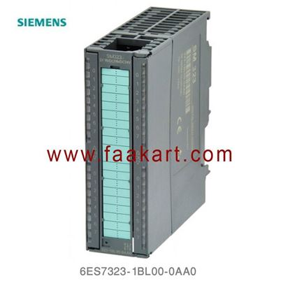 Picture of 6ES7323-1BL00-0AA0 SIMATIC S7-300, Digital module SM 323, isolated