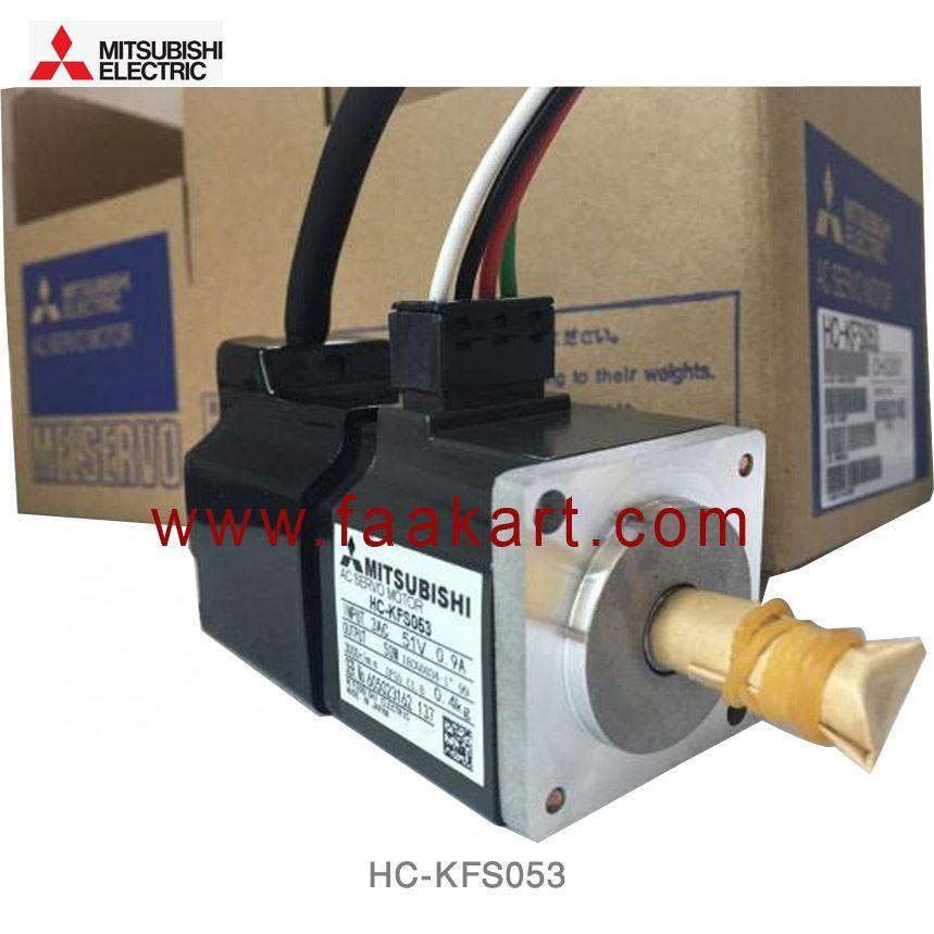 HC-KFS053 Mitsubishi AC Industrial Servo Motor