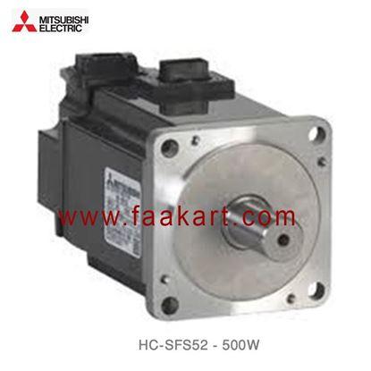 Picture of HC-SFS52 Mitsubishi AC Industrial Servo Motor