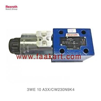 Picture of R900915675 Bosch Rexroth 3WE10A3X/CW230N9K4 - Directional spool valves