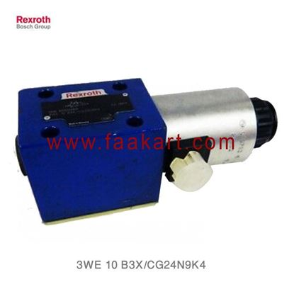Picture of R900594429 Bosch Rexroth 3WE10B3X/CG24N9K4 - Directional spool valves