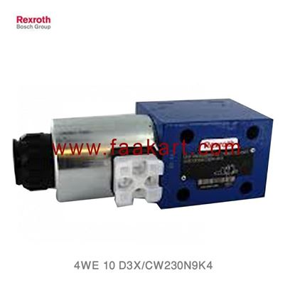 Picture of R900912496 Bosch Rexroth 4WE10D3X/CW230N9K4 - Directional spool valves