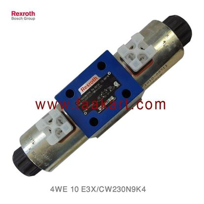 Picture of R900911869 Bosch Rexroth 4WE10E3X/CW230N9K4  - Directional spool valves