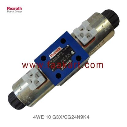 Picture of R900594277 Bosch Rexroth 4WE10G3X/CG24N9K4 - Directional spool valves
