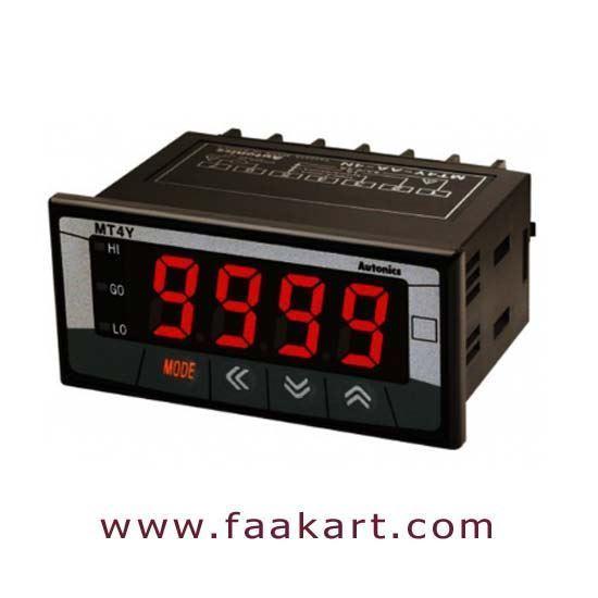 Picture of MT4YDV4N - Autonics Panel Meter