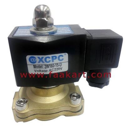 "Picture of 2W160 15 D SOLENOID VALVE 1/2"" SIZE"