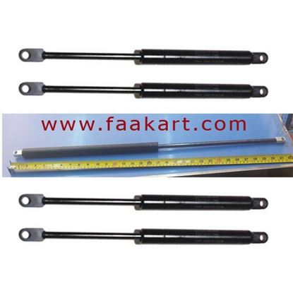 Picture of GAS SPRING BLACK 810-380-20-10