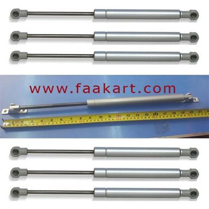 Picture of Gas Spring Silver 500-200-23-10