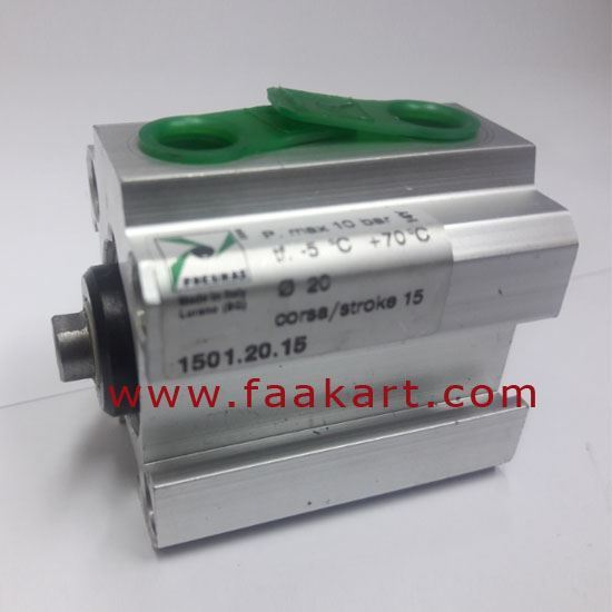 Picture of Compact Cylinder 1501.20.15  PNEUMAX Made in Italy