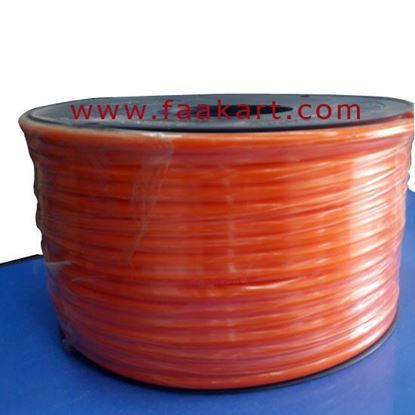 Picture of PU Tube 10X6.5mm-100Mtr Roll - Orange Colour