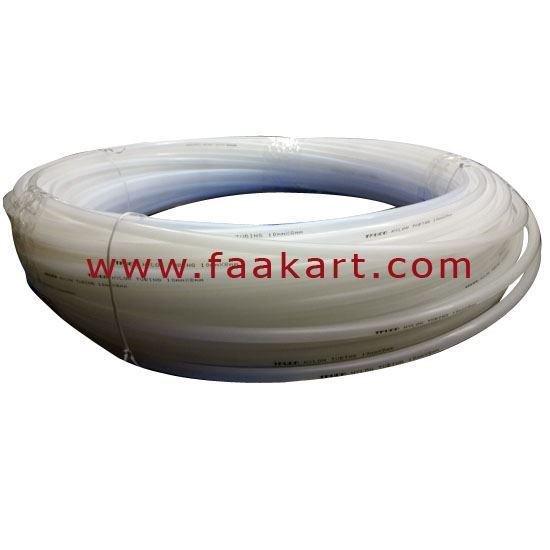Picture of Nylon Tube 10X8mm-100Mtr Roll - White Colour