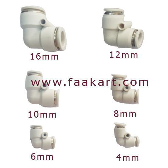 Picture of Pneumatic Elbow Connectors