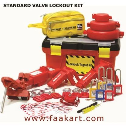 Picture of STANDARD VALVE LOCKOUT KIT