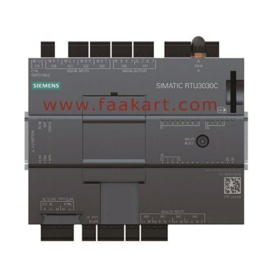 Picture of 6NH3112-3BA00-0XX0 SIMATIC RTU3030C TeleControl