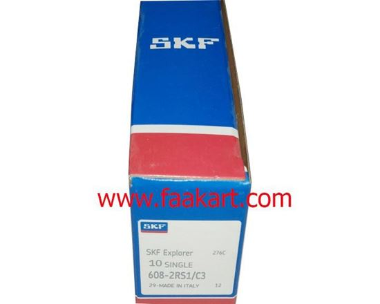 Picture of 608-2RS1/C3 SKF BALL BEARING