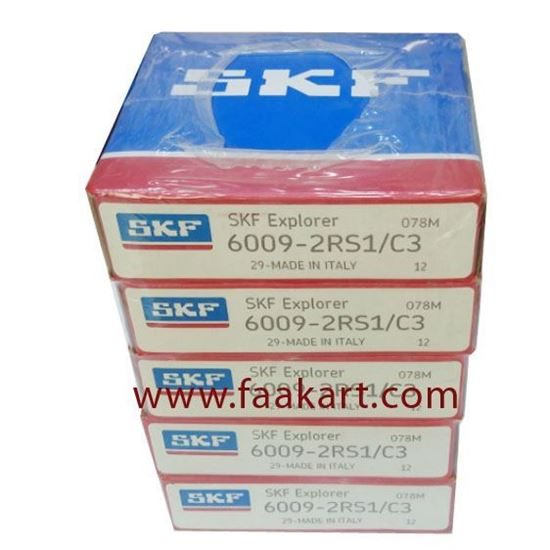 Picture of 6009-2RS1/C3 SKF Deep Groove Ball Bearing