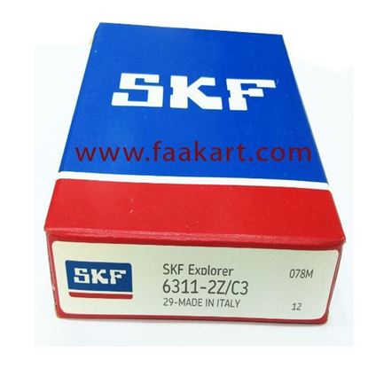 Picture of 6311-2Z/C3 SKF Deep Groove Ball Bearing