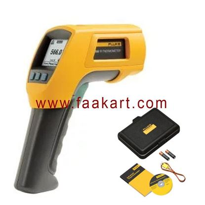 Picture of 566 Fluke Infrared & Contact Thermometer