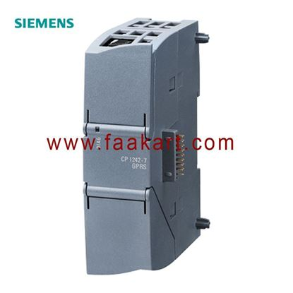 Picture of 6GK7242-7KX31-0XE0 - Siemens Simatic S7-1200 - Communication