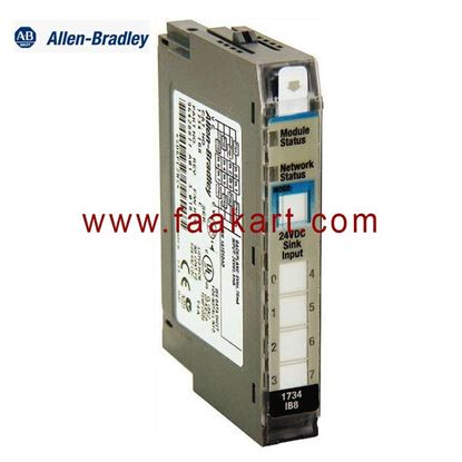 Picture of 1734-IE4C Allen Bradley I/O Module, Analog, 4 Inputs
