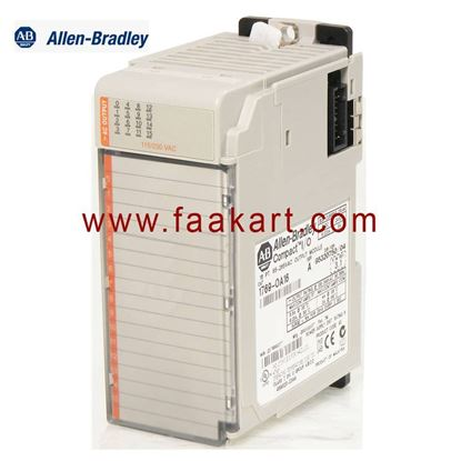 Picture of 1769-OA16 Allen Bradley PLC I/O Module 16 Outputs 100 → 240 V ac