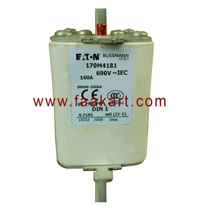 Picture of 170M4181 Bussmann Fuse 160A 690V