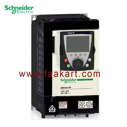 Picture of ATV61HU40N4Z  Schneider Electric Inverter Drive