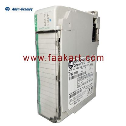 Picture of 1769-OB8 Allen Bradley I/O Module, 8-Point, Solid State