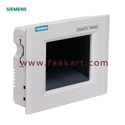 Picture of 6AV6545-0BC15-2AX0 -  SIMATIC Touch Panel TP170B Color STN-Color-Display