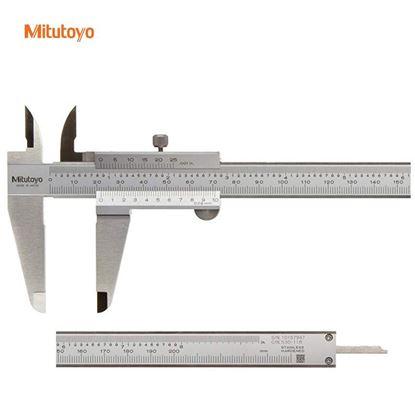 """Picture of 530-118 Mitutoyo  8""""x200mm Vernier Caliper"""