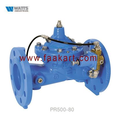 Picture of PR500-80 Watts Pressure Reducing Valve