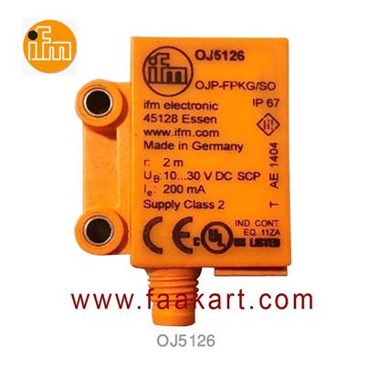 Picture of OJ5126 IFM Photoelectric sensors OJP-FPKG/SO/AS