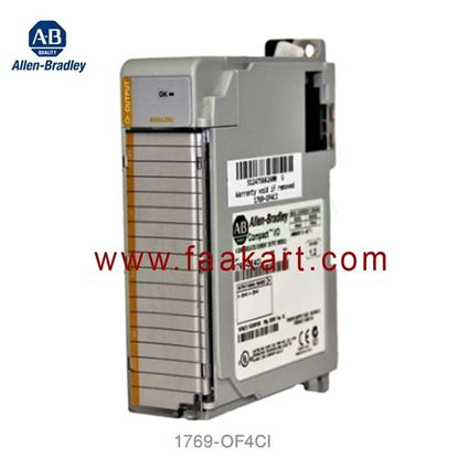 Picture of 1769-OF4CI Allen Bradley Output Module