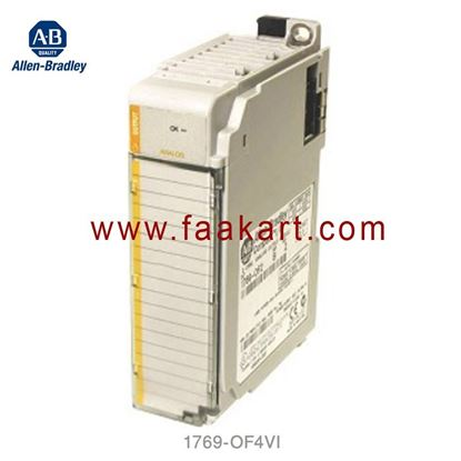 Picture of 1769-OF4VI Allen Bradley 4-Channel Analog