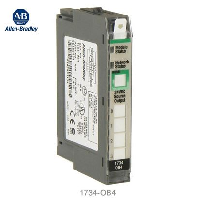 Picture of 1734-OB4 Allen Bradley Output Module