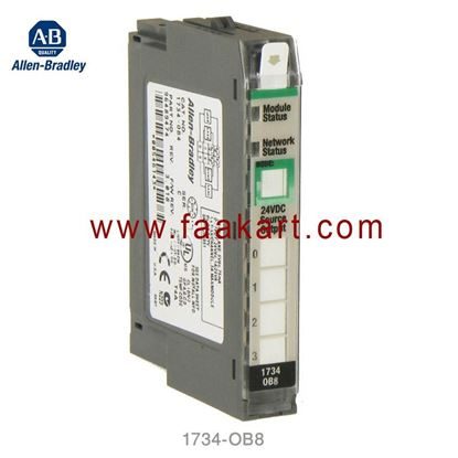 Picture of 1734-OB8 Allen Bradley Output Module