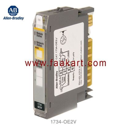 Picture of 1734-OE2V Allen Bradley Analog Voltage Output Module