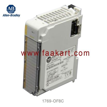 Picture of 1769-OF8C Allen Bradley Analog Output Module