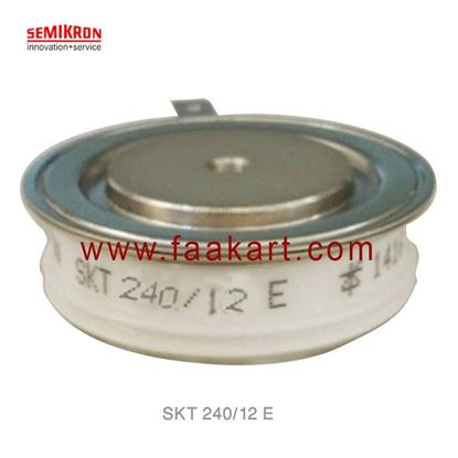 Picture of SKT 240/12 E  SEMIKRON  Thyristor