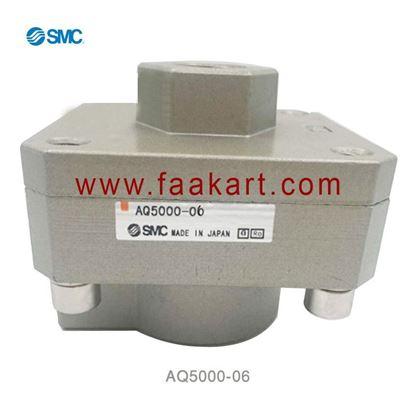 Picture of AQ5000-06 SMC Quick Exhaust  Valve